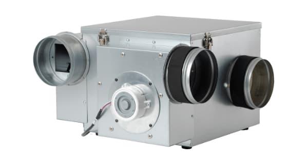 全熱交換型換気システム
